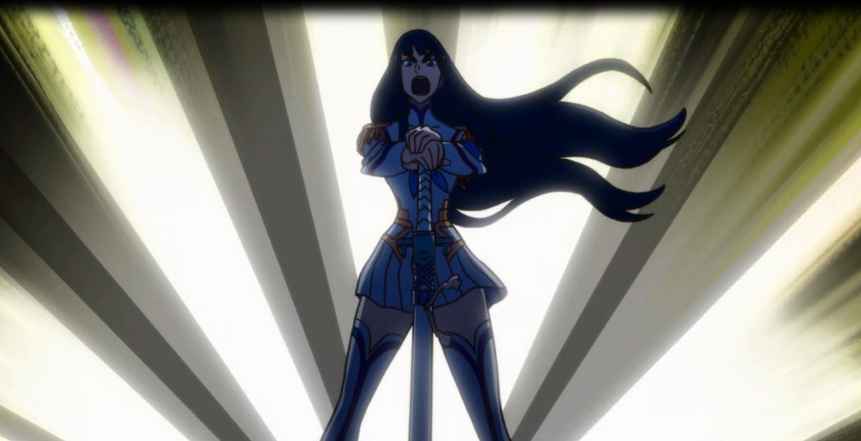 Kill la Kill Sazuki