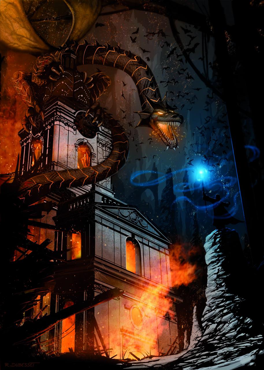 swiss fantasy show poster