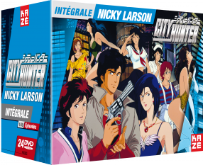 City Hunter intégrale