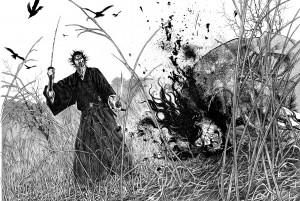 vagabond takehiko inoue tonkam samourai miyamoto musashi