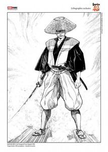 kaze no sho panini manga