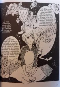 les femmes du zodiaque le lezard noir