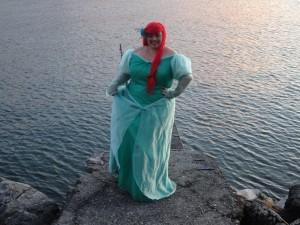Polymanga cosplay Ariel