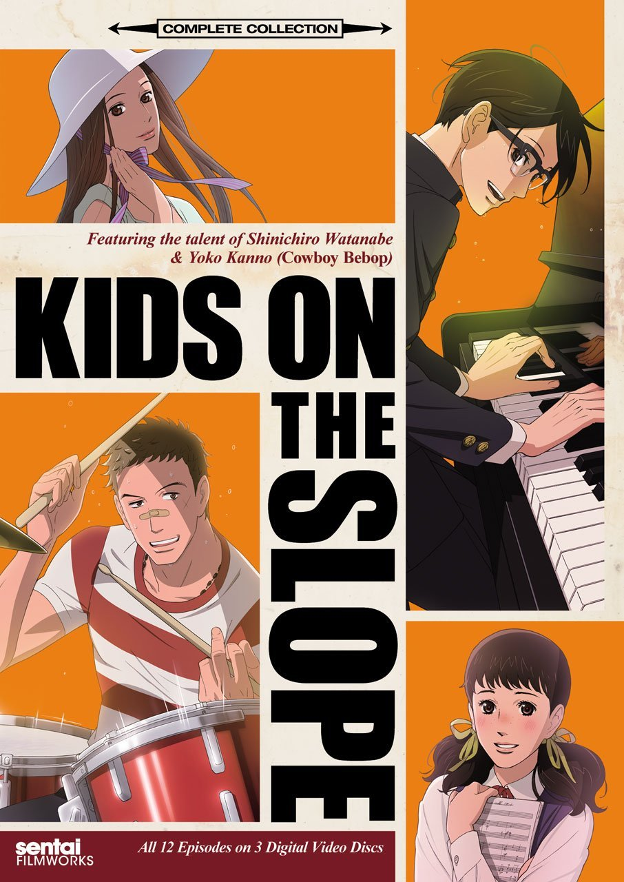 Yoko Kanno Kids on the Slope