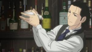 manga et alcool bartender