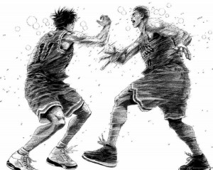 manga basket slam dunk takehiko inoue éditions kana sakuragi rukawa