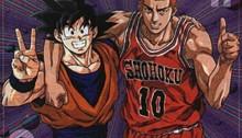 songoku slam dunk takehiko inoue basket ball manga
