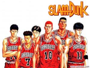 slam dunk manga takehiko inoue basket ball shohoku