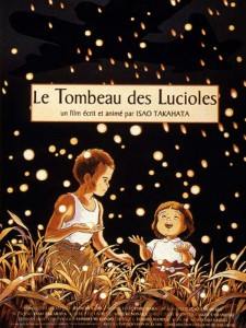 Le tombeau des lucioles - film d'animation