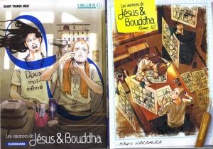 les vacances de jésus et bouddha hikaru nakamura kurokawa saint young men