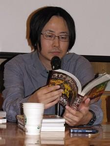 Mangaka usumaru furuya le cercle du suicide litchi hikari club tokyo magnitude 8