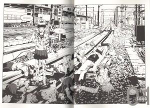 manga le cercle du suicide usumaru furuya casterman sakka