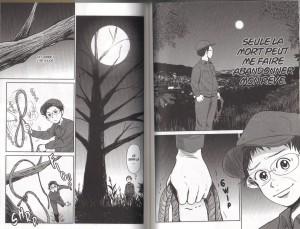 les pommes miracle Akata manga