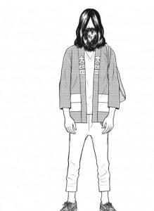 minetaro mochizuki chiisakobe le lézard noir