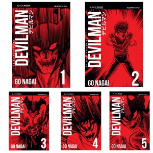 collection Go Nagai Black Box éditions Devilman