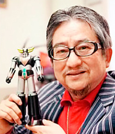 Go Nagai Goldorak UFO robo Grendizer Black Box édition Mecha