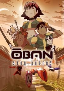 Oban star racer affiche
