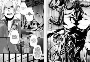 Stray Dog Manga Glénat Vanrah Français