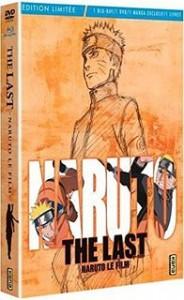 naruto the last dvd