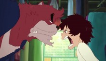 Le garçon et la bête, bakemono no ko, the boy and the beast, Mamoru Hosoda