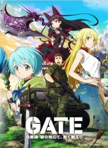 Gate affiche