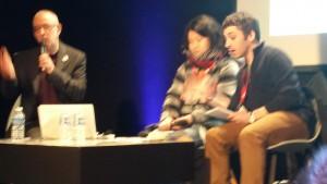 fibd Angoulême 2016 conférence Ayako Noda Sakka Casterman
