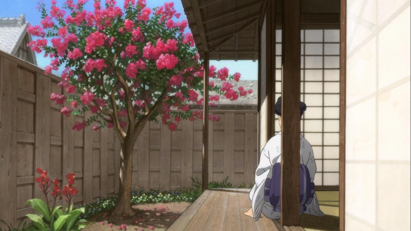 Ambiance Florale Le Role Des Plantes Dans Les Mangas Mangalerie