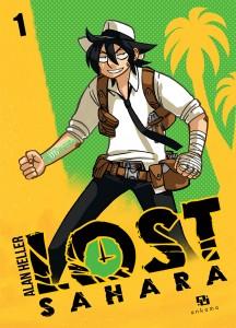 Lost Sahara Alan Heller Ankama manga français