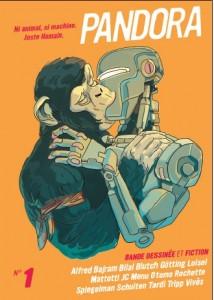Pandora casterman SAKKA manga