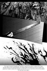 Vald Catacombes manga Pika