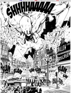City Hall rémi Guérin Guillaume Lapeyre Ankama manga français Jules Verne
