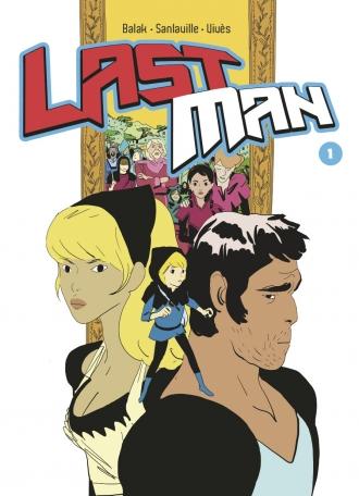 volume 1 lastman