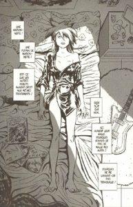 Lolita HR manga francais Delphine Rieu Javier Rodriguez
