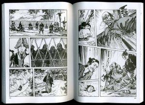 L'incident de Sakai Hiroshi Hirata manga gekiga