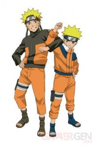 age adulte naruto evolution