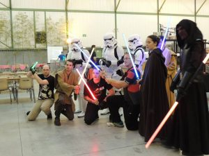 japaniort convention festival manga sciences fiction star wars cosplay jeux vidéo Niort