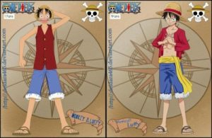 age adulte one piece