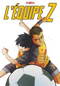 équipe Z japaniort convention festival manga sciences fiction star wars cosplay jeux vidéo Niort