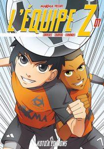 conférence japaniort 2016 manga français otaku poitevin L'équipe Z Tourriole Carreres Kotoji éditions