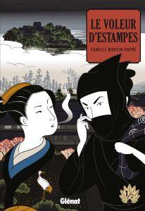 conférence japaniort 2016 manga français otaku poitevin Le voleur d'estampes Camille Moulin Dupré Glénat manga