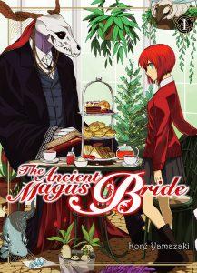 Komikku The ancient magus bride