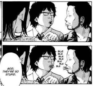 Solanin Inio Asano manga kana