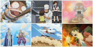 gourmandise manga yakitate japan les sept péchés capitaux