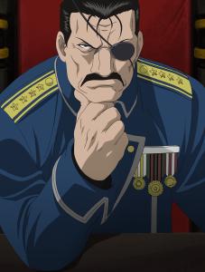 manga justice Fullmetal Alchemist Kurokawa