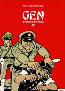 manga justice Gen d'Hiroshima
