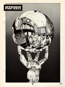 M.C. Escher manga