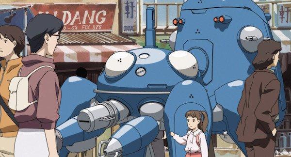 image tachikoma @anime