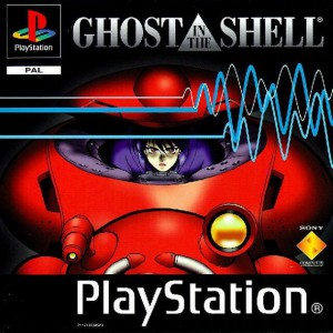 pochette jeu ghost in the shell PS1