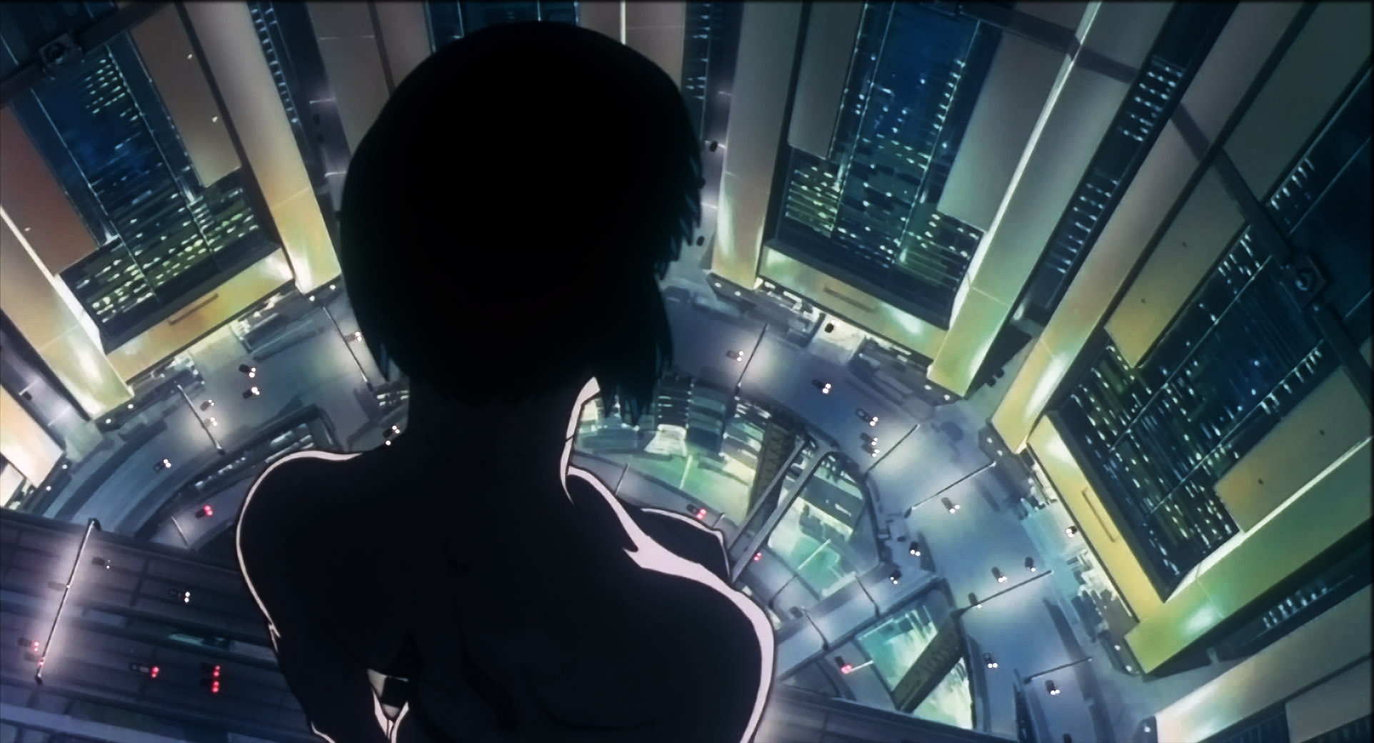 ouverture ghost in the shell
