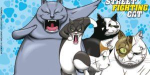 Street fighting cat Doki doki manga